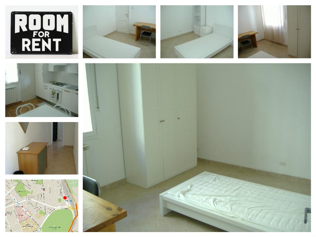 Camera singola 430 posto letto 280 zona nomenta bologna tiburtina - Posto letto trento ...