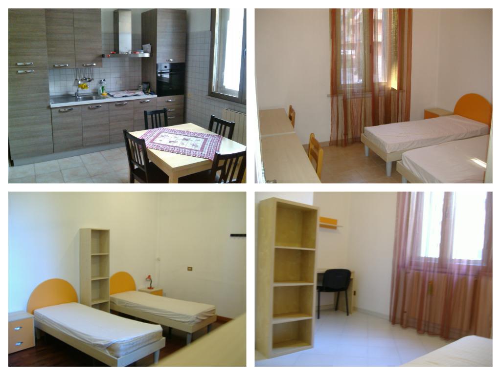 Camera singola stanza o posto letto roma tiburtina per for Affitti trapani arredati