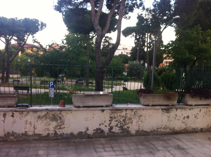 Zona Di Villa Fiorelli Roma