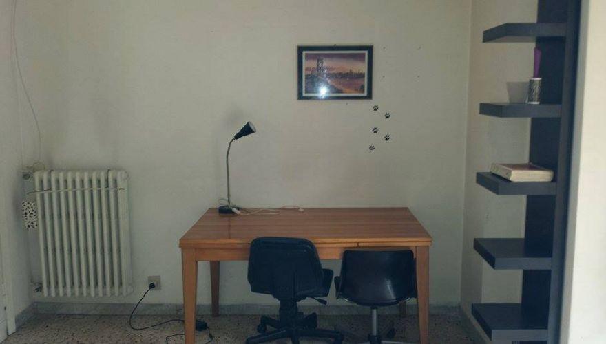 Camera singola con letto matrimoniale viale libia