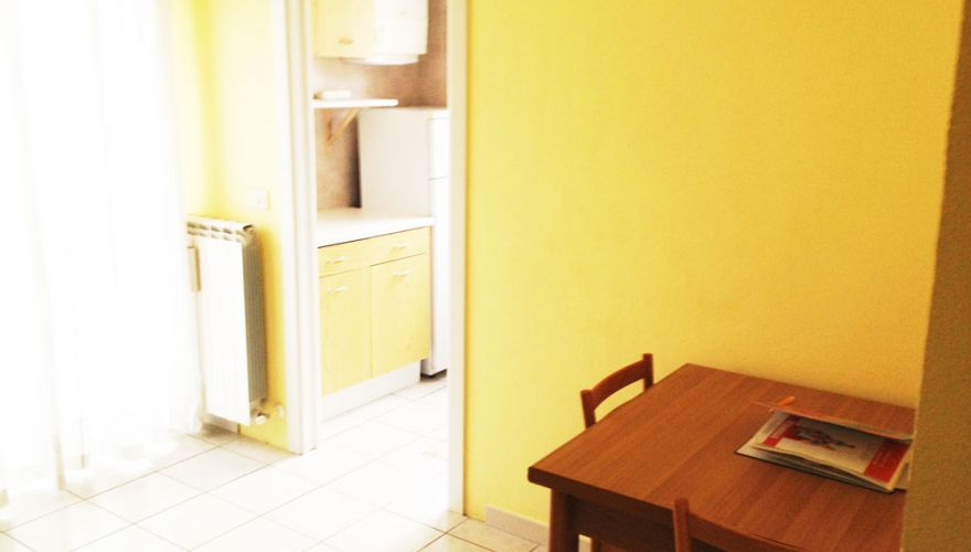 Luminoso appartamento ristrutturato per 2-3 persone S. Orsola