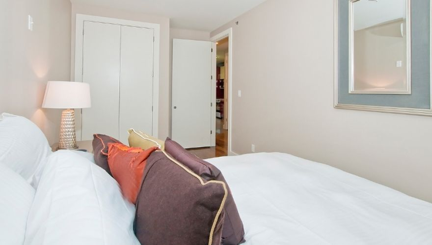 Furnished share rooms