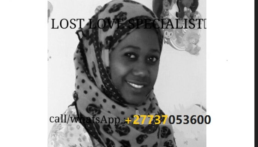 Female lost love spells caster Mama Shamie +27737053600
