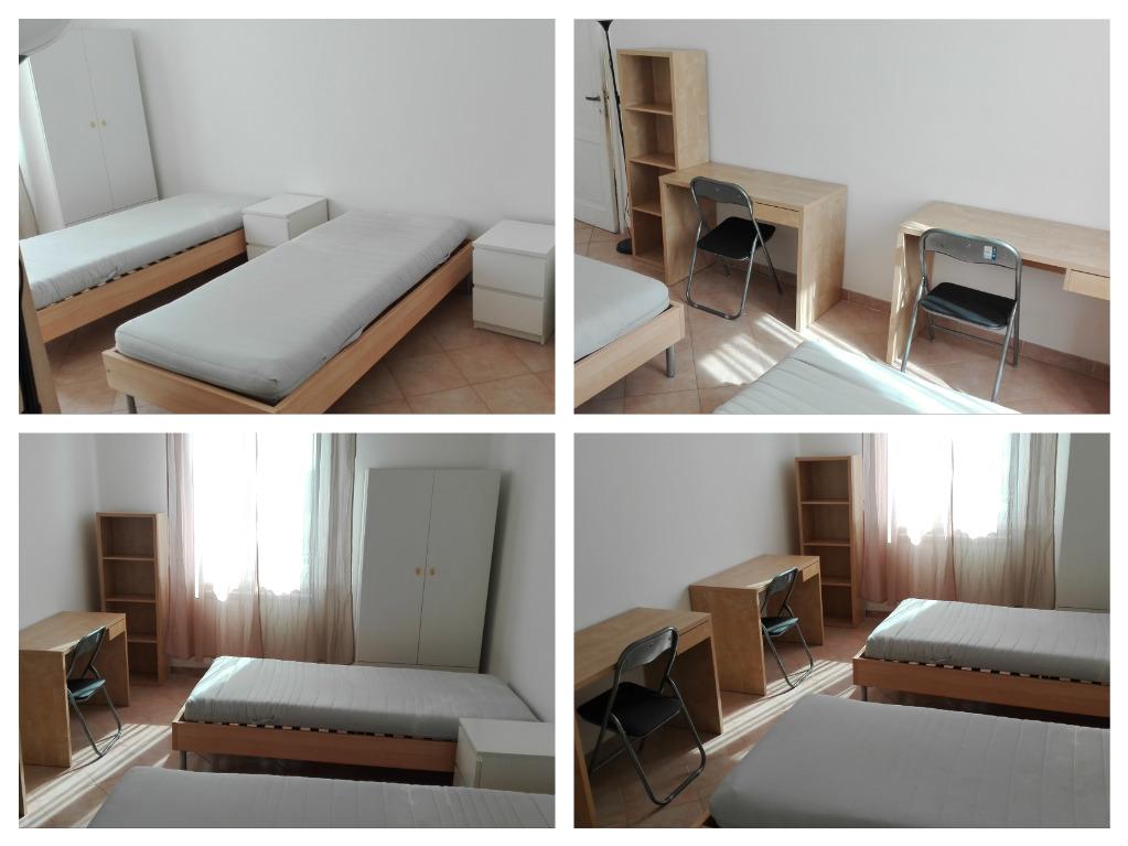 Stazione tiburtina camere singole 430 posti letto 280 per ragazzi maschi roma da subito - Camere posti letto ...