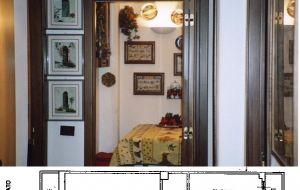 FURIO CAMILLO S.Ausiliatrice stanza singola con balcone a ragazza. Solo 2 persone in casa