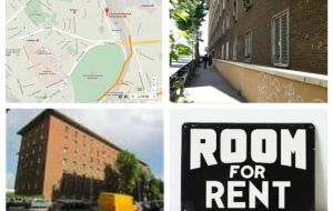 SINGLE ROOMS 400-430 BEDS 280 ROMA CENTRO