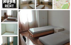Camera singola Stanza o Posto letto Roma Tiburtina