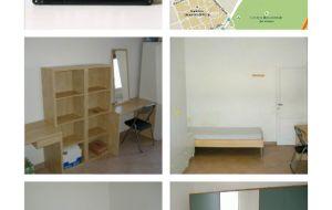 STAZIONE TIBURTINA  Camera singola 400/430 e Posti letto 280