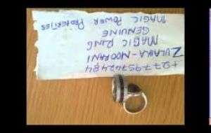 ((((%*%$%Zulaika~Noorani Prophecy & Healing Magic ring~Magic Bracelet)))) for Love for sale in Ghana +27795742484