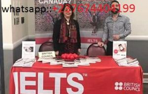 BUY VERIFIABLE IELTS,TOEFL,PTE,SAT,CERTIFICATE WITHOUT EXAM WhatsApp; +237674404199
