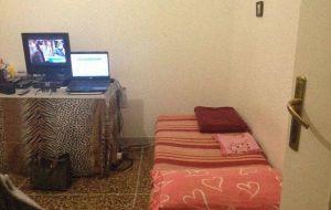 posto letto in stanza doppia